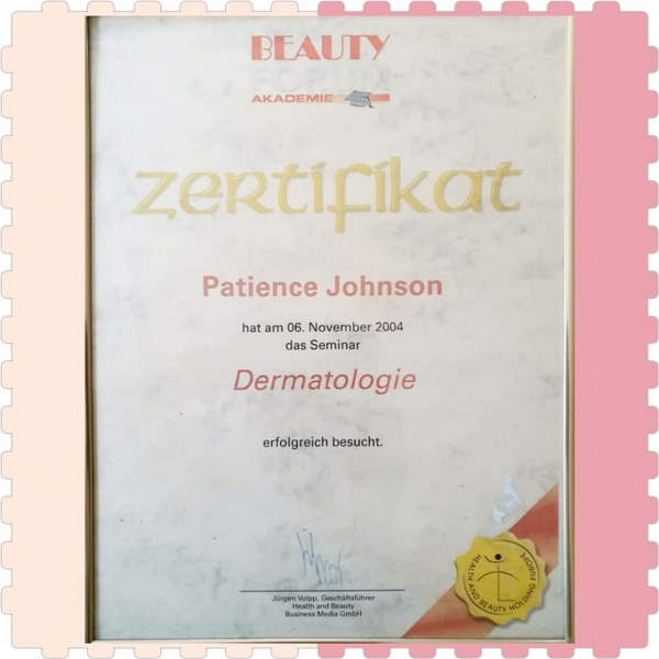 Dermatology Certification