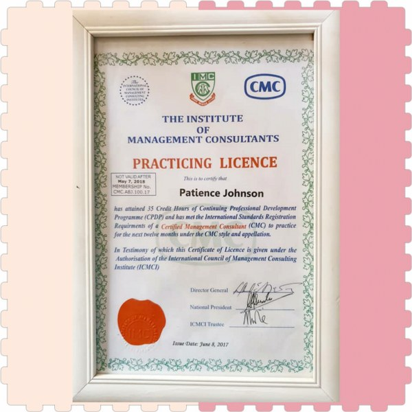 International Practicing Licence