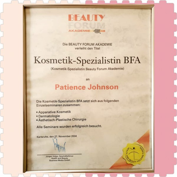 Dermatology Specialist Certification