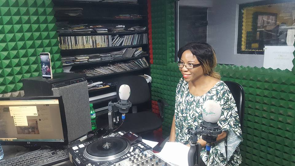 Dr. Patience Johnson Live on 93.8 Hot FM Abuja
